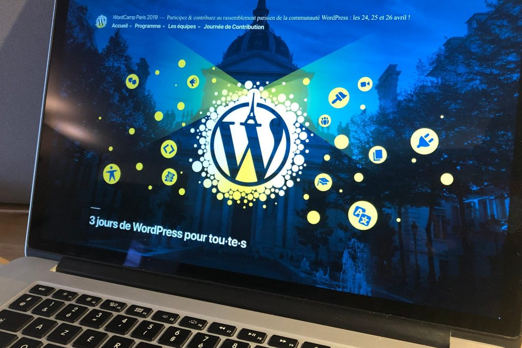 formation courte wordpress